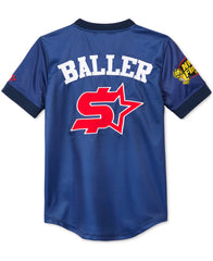 Hudson NYC - Ballers Jersey - Sixteen Bars