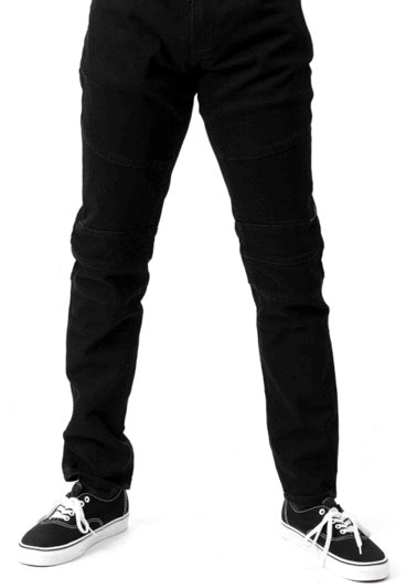 Crysp Denim- Black Montana - Sixteen Bars