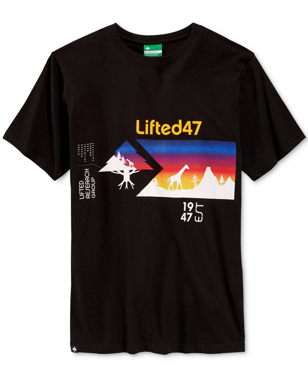 LRG -Logo Cut Out T-Shirt - Sixteen Bars