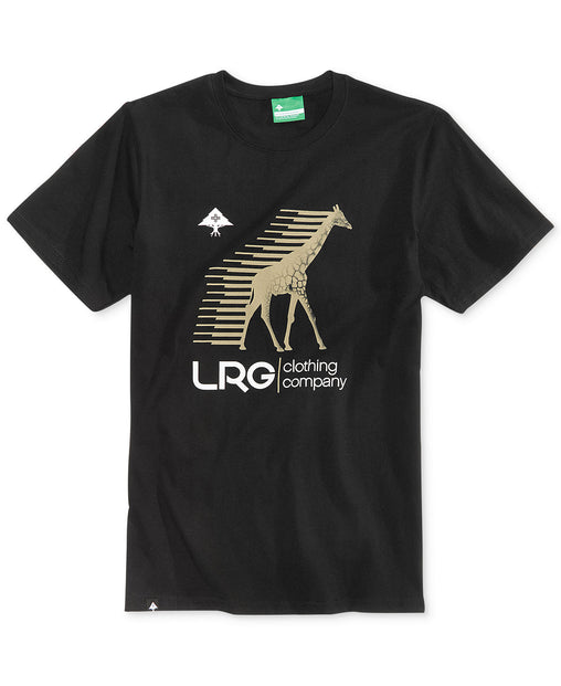 LRG - Swift Graphic-Print Logo T-Shirt - Sixteen Bars