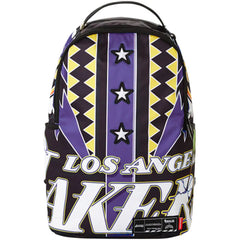 Sprayground - NBA Lakers Vertical Sharkmouth - Sixteen Bars