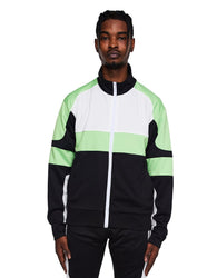 EPTM - Black/Lime Motocross Jacket