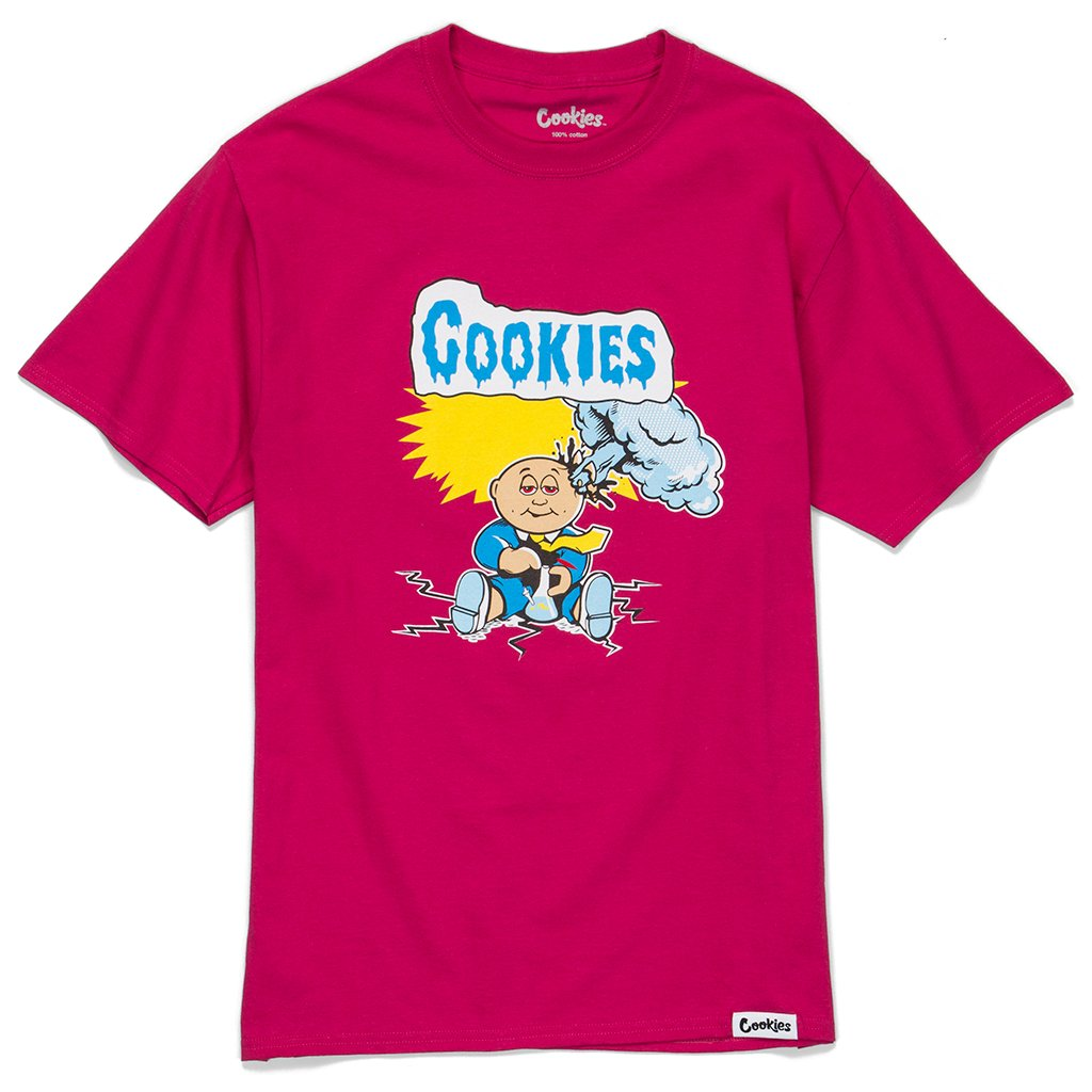 Cookies - Mind Blowing T-Shirt - Sixteen Bars