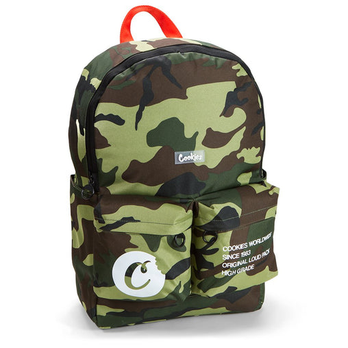 Cookies - Camo Orion Backpack (SMELL PROOF) - Sixteen Bars