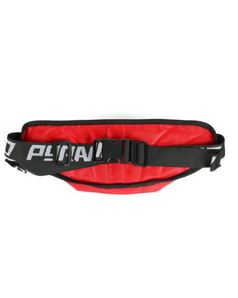 Black Pyramid - Red Waist Bag - Sixteen Bars