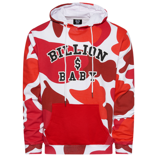 Billion Dollar Baby - Red Camo Hoodie