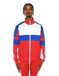 EPTM - Blue/Red Motocross Jacket