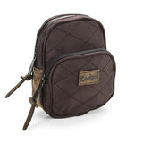Cookies -  Brown Mini Quilted Smell Proof Pack