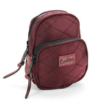Cookies -  Burgundy Mini Quilted Smell Proof Pack