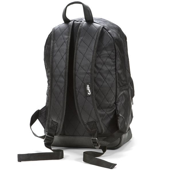Cookies - Black V2 Backpack SMELL PROOF - Sixteen Bars