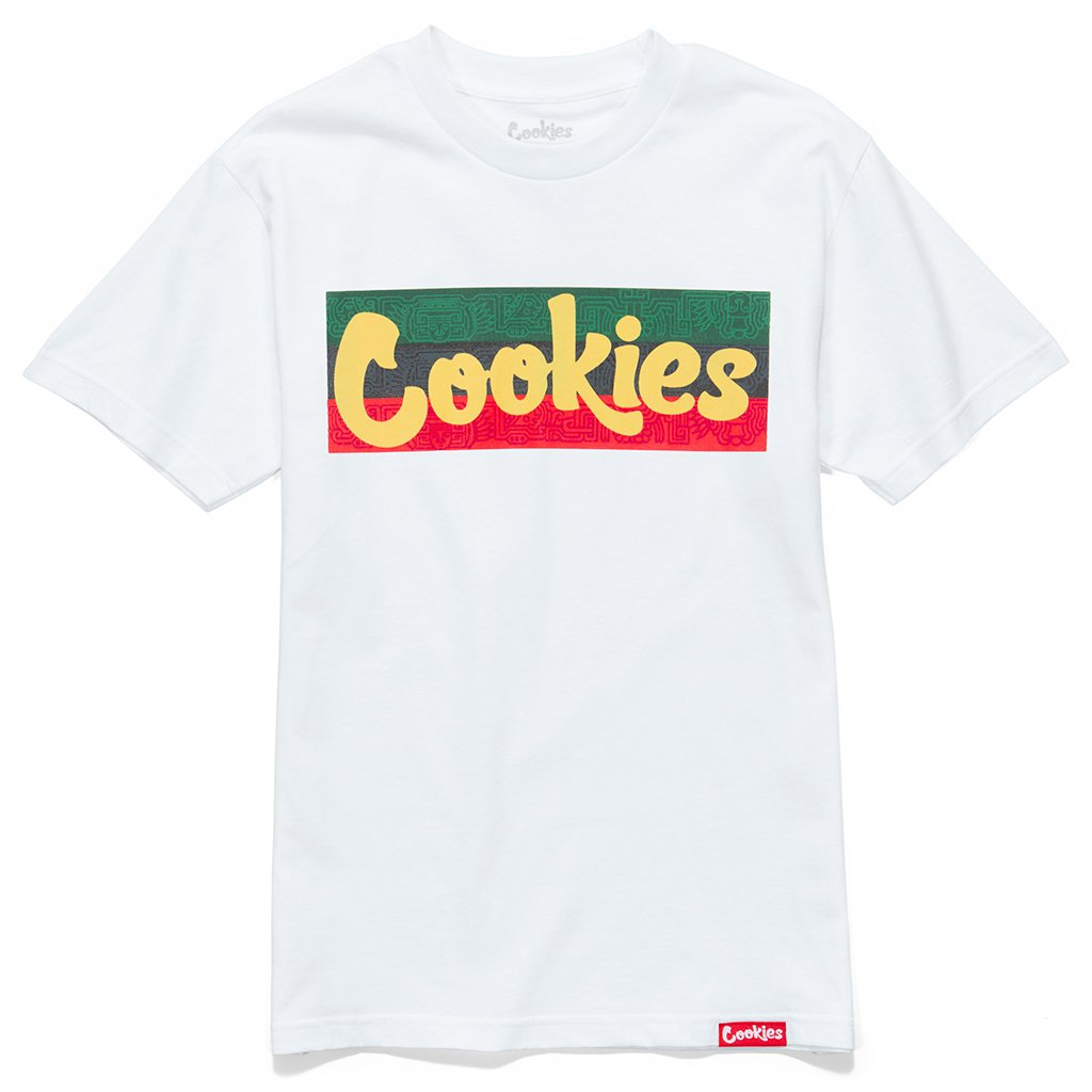 Cookies - White SOL Thin Mint T-Shirt - Sixteen Bars