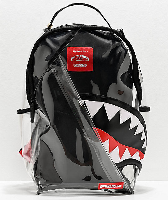 Sprayground - 20/20 Vision Angle Shark Backpack