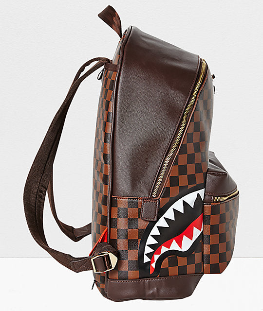 Sprayground - Side Sharks In Paris Backpack - Sixteen Bars
