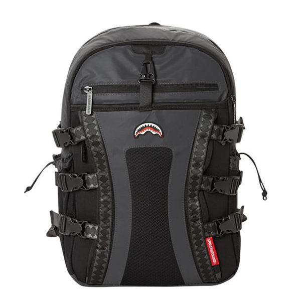 Sprayground - 3M Reflective Nomad Backpack - Sixteen Bars
