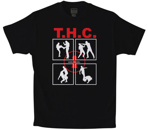 Tango Hotel - Black Fight Club Tee - Sixteen Bars