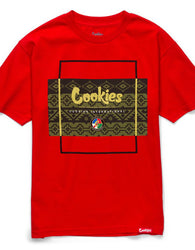 Cookies - Red Tahoe Box RT-Shirt