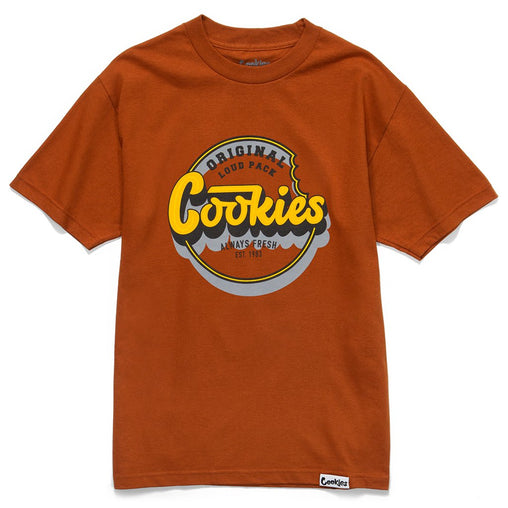 Cookies - Orange Branden T-Shirt - Sixteen Bars