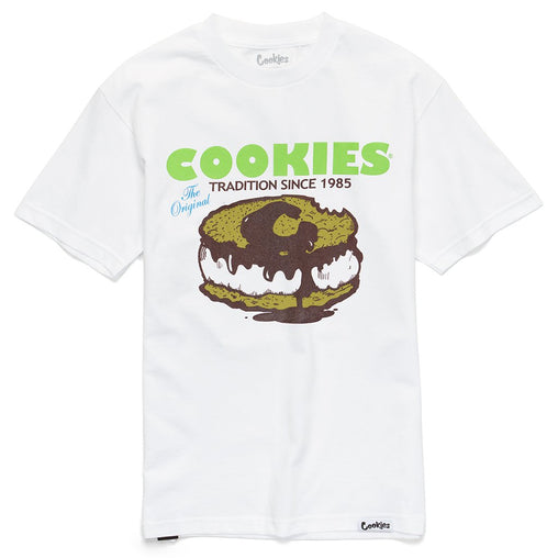 Cookies - White The Original T-Shirt