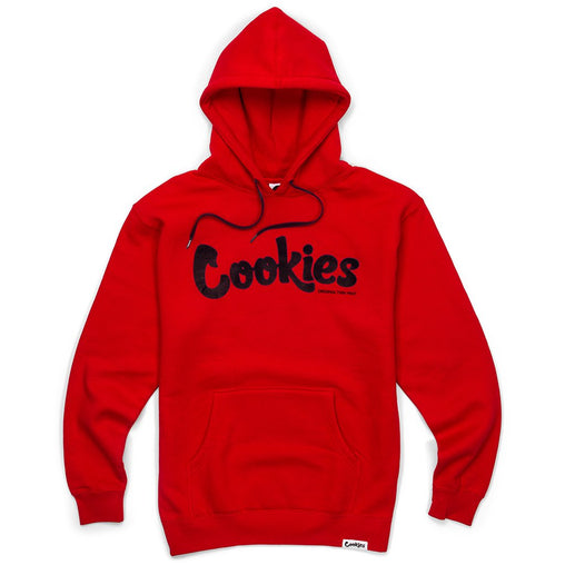 Cookies - Red/Black Thin Mint Hoodie - Sixteen Bars