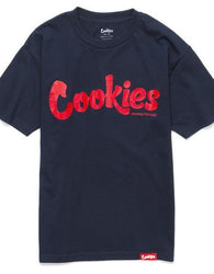 Cookies - Navy w/Red Thin Mint T-Shirt