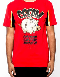 Vie Richie - Cream Pig Tee