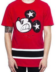 Vie Richie - Red Mouse Panel Tee