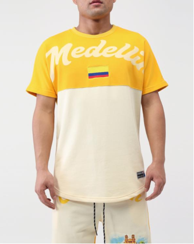 Hudson Outerwear - Welcome to Medellin Shirt - Sixteen Bars