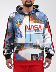 Hudson - Worm Launch Pull-Over Hoodie