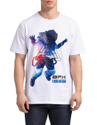 Black Pyramid - White Astronaut T-Shirt