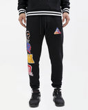 Black Pyramid - Black Varsity Collection Pants