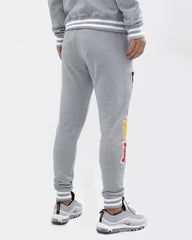 Black Pyramid - Grey Varsity Collection Pants - Sixteen Bars