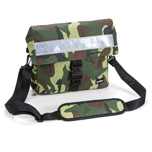 Cookies - Camo Zenith Shoulder Bag - Sixteen Bars
