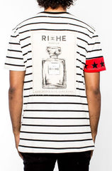 Vie Richie - White Richie Double C Tee - Sixteen Bars