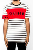 Vie Richie - White Richie Double C Tee