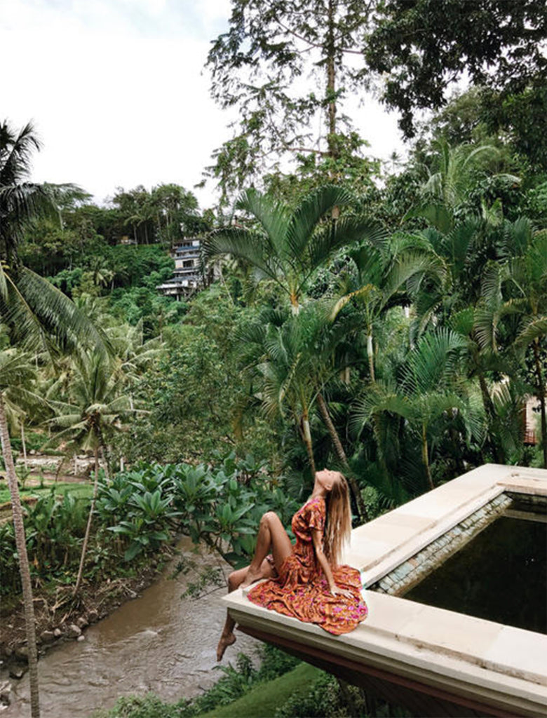 Ubud: A Tropical Escape