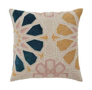 Marbella Cushion - Amber
