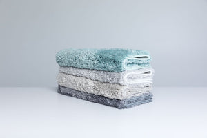 Shag Bath Mat - Cloud