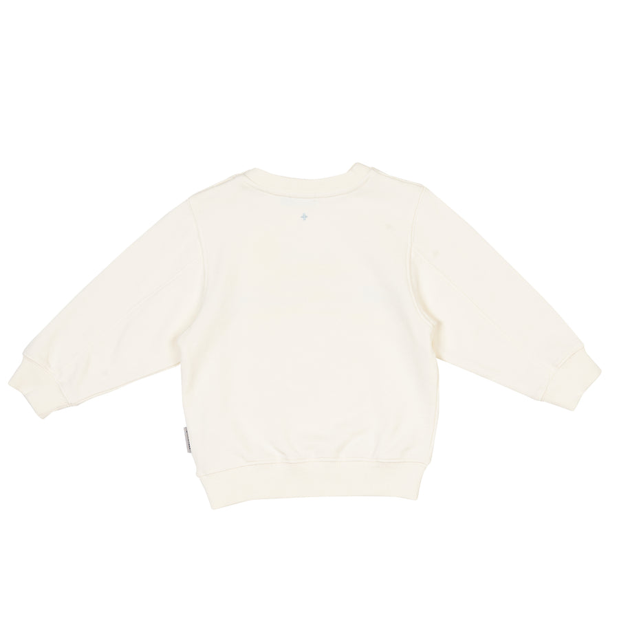 G+A Australia Sweater - Antique White