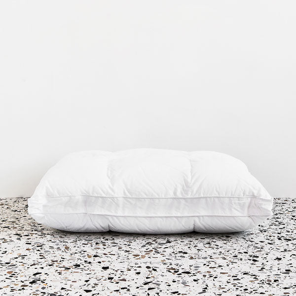 Feather Loft Pillow - White