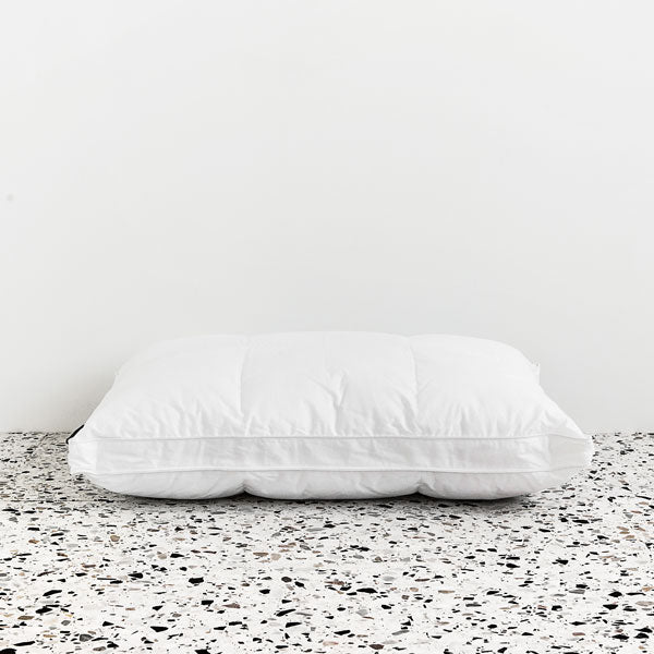 Memory Loft Pillow - White