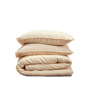 Bamboo Linen Duvet cover set - Bisque