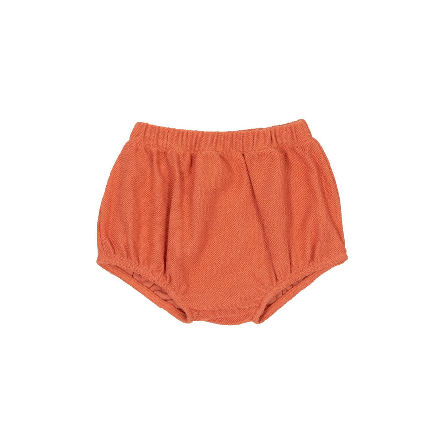 Goldie+Ace Gigi Terry Towelling Bloomers Flamingo