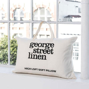 High Loft Soft Pillow - White