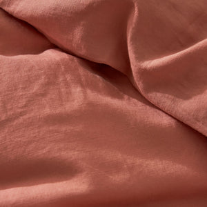 Cambric Cotton Sheet set - LIGHT CLAY