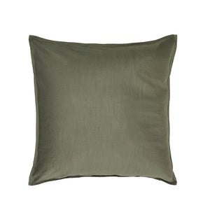 Cambric Cotton European Pillowcase - CEDAR