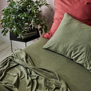 Cotton Jersey Fitted sheet - Pinetree