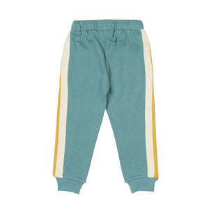 G+A Track Team Jogger Pants - Teal