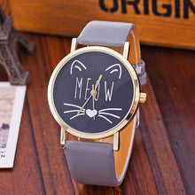 Montre chat Vansvar Ultra Fashion