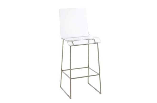 Clear Acrylic Bar Stool Shopmrsparanjape