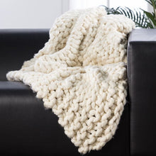 Sublime Aya Throw Blanket By Nikki Chu